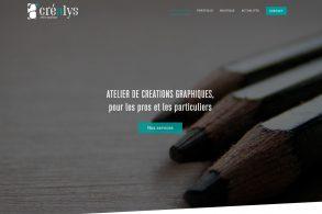 pascale-simonnet.fr - Accueil site Internet CréalysDesign