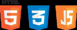Logos HTML 5 - CSS - JavaScript